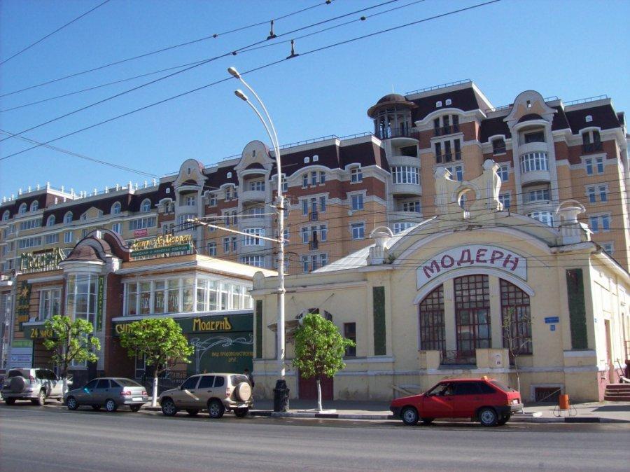 г. Тамбов, ул. Советская, 81а