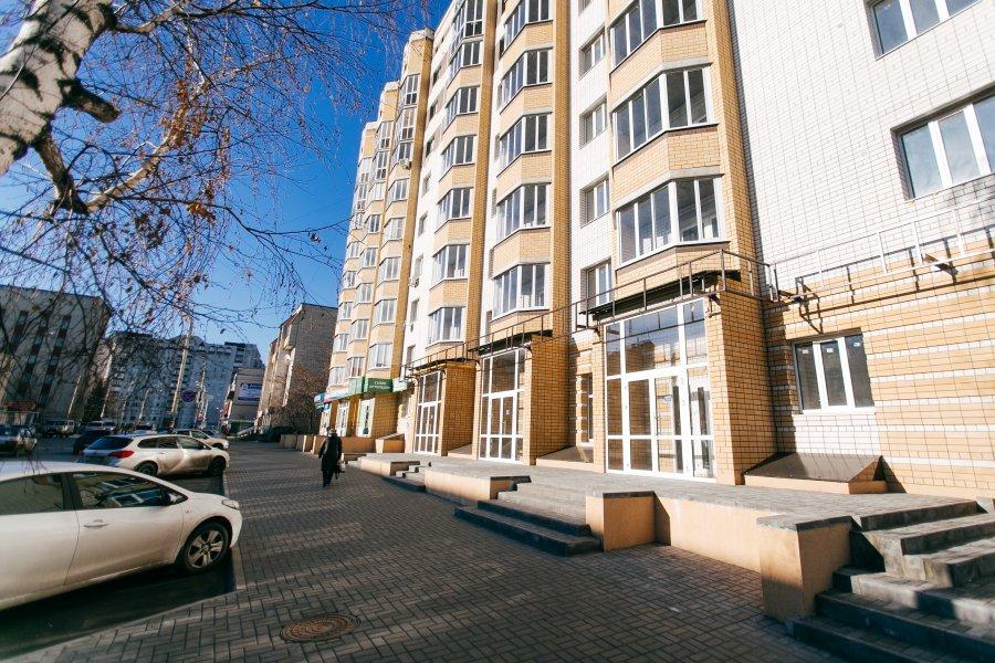 9-ти этажный многоквартирный жилой дом с офисными  помещениями, расположенный по адресу:  г. Тамбов, ул. Московская, 57