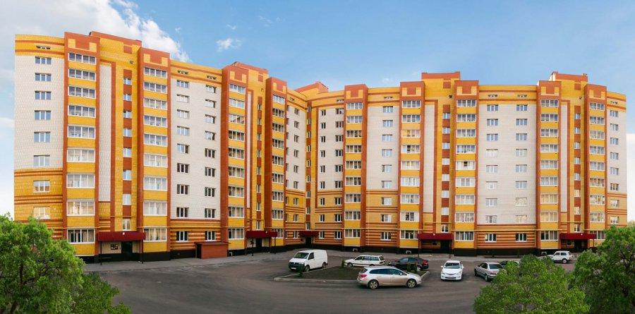 Многоквартирный 9-ти этажный жилой дом 31А по ул. Советская г. Рассказово